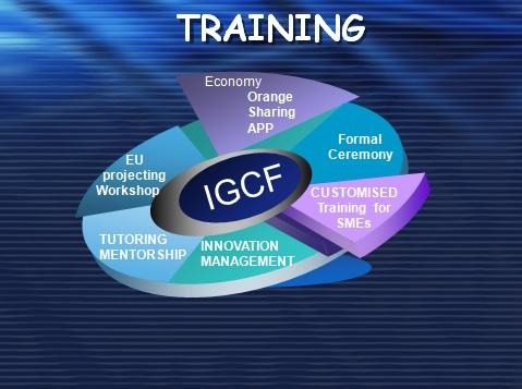 Training IGCF